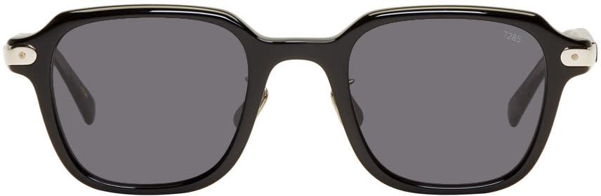 2cef3c33e0 Eyevan 7285 Black model 728 Sunglasses