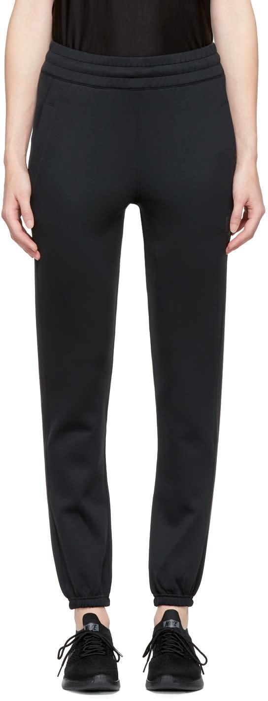 Image of Nikelab Black Essentials Lounge Pants
