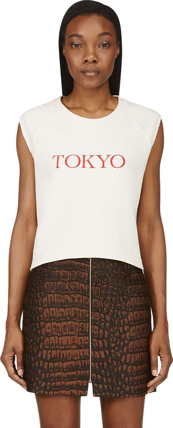Image of Roseanna Tokyo Sleeveless Pull Over