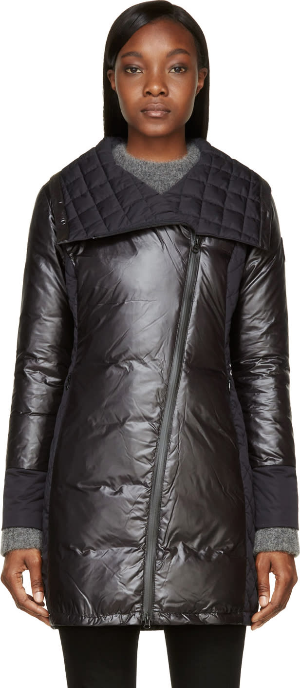 Canada Goose Black Branta Collection Cassidy Coat