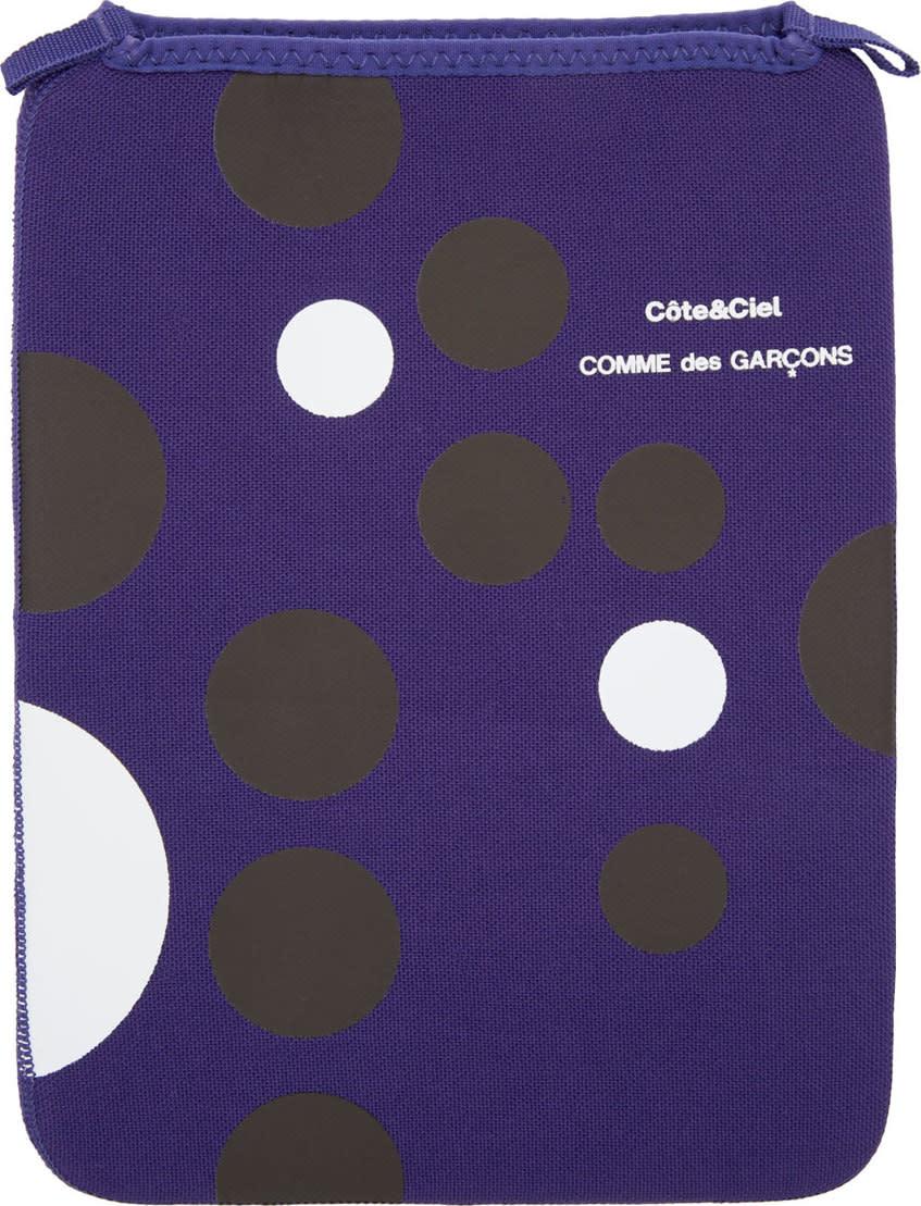 Comme Des Garçons Wallets Ultramarine Côteandciel Edition Ipad Sleeve