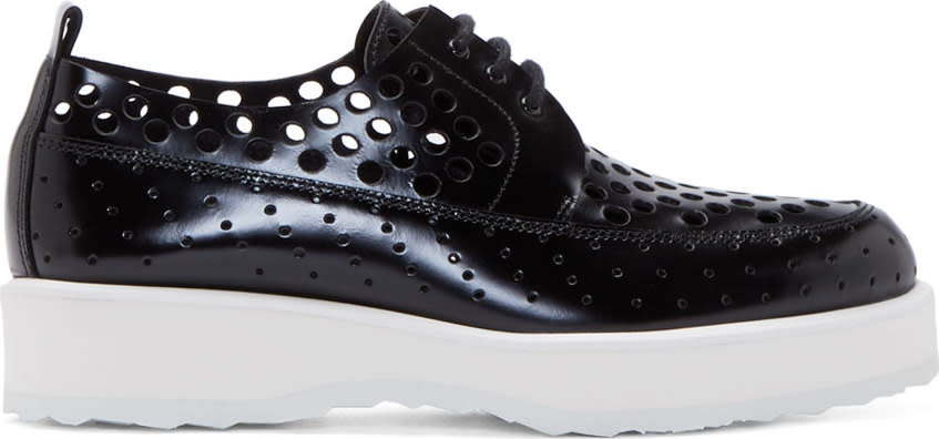Image of Pierre Hardy Black New Casual Derby