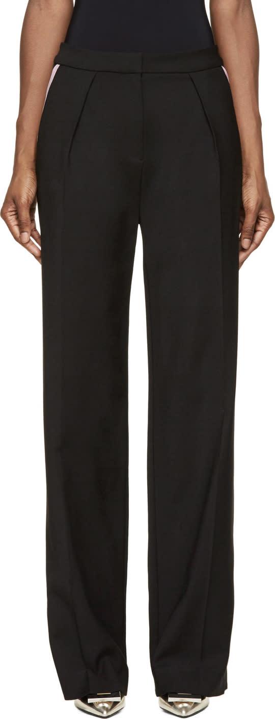 Roksanda Black Wide-leg Lawrie Trousers