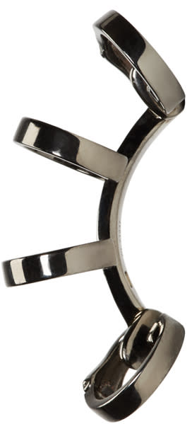 Repossi Black Gold Multi-band Berbere Ear Cuff
