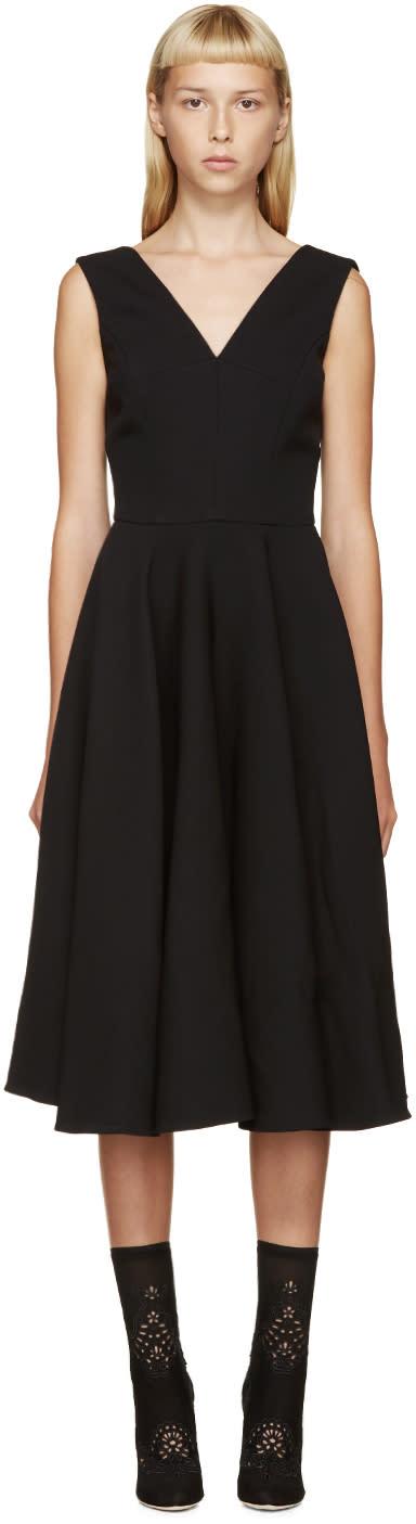 Dolce and Gabbana Black A-line Dress