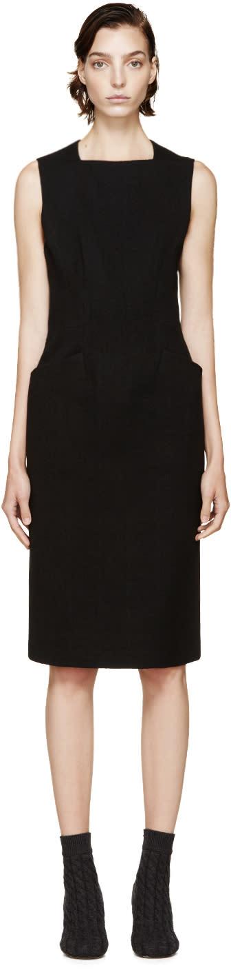 Proenza Schouler Black Pocket Dress
