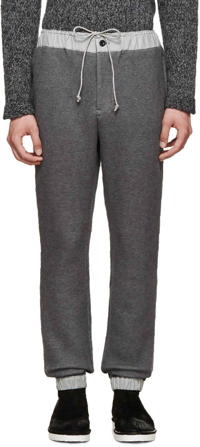 Sacai Grey Lounge Pants