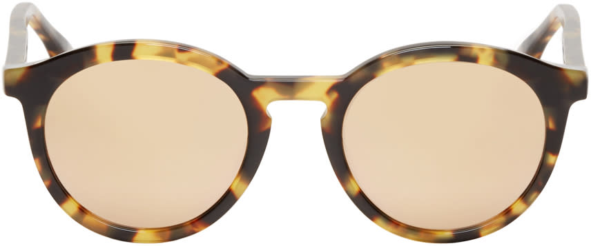 Thierry Lasry Tortoise Flaky 228 Sunglasses