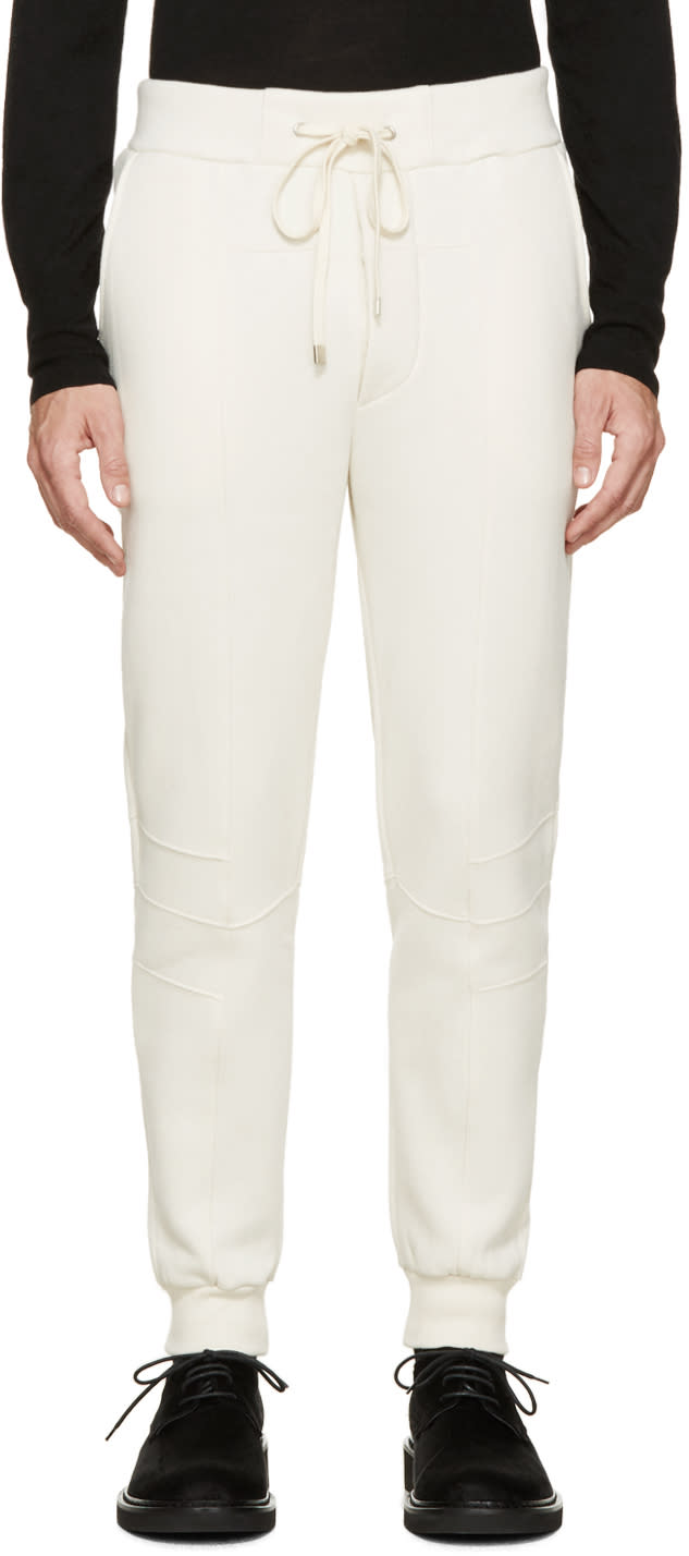D.gnak By Kang.d Ivory Lounge Pants