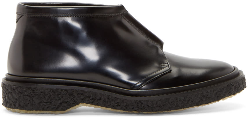 Adieu Black Type 3 Boots