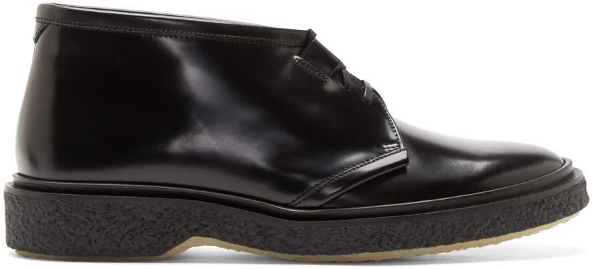Adieu Black Type 2 Boots