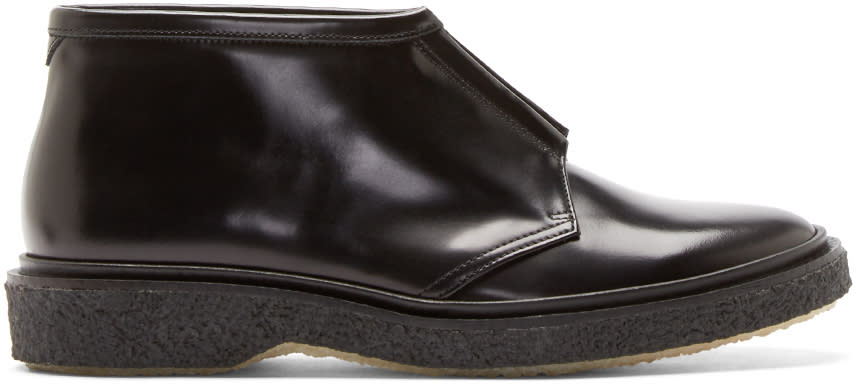 Adieu Black Type 3 Ankle Boots