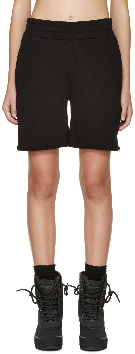Yeezy Season 1 Black Supply Shorts