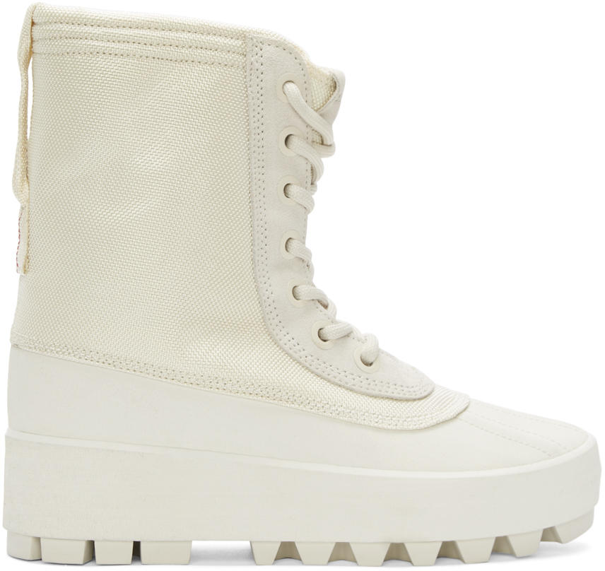 Yeezy Season 1 Cream Yeezy 950 Boots