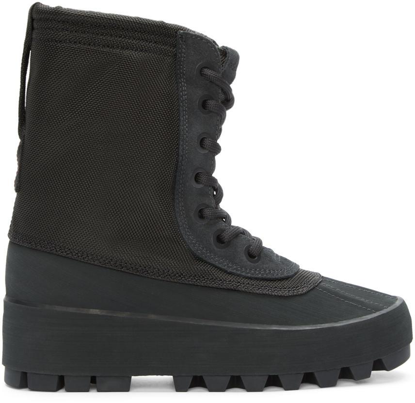 Yeezy Season 1 Black Yeezy 950 Boots