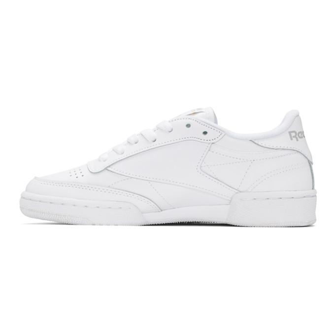 White Club C 85 Sneakers展示图