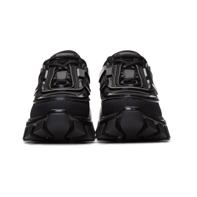 黑色 Cloudburst Thunder 运动鞋展示图