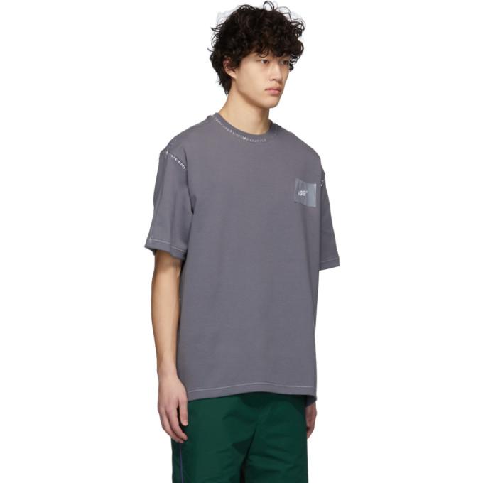 灰色 Vinyl T 恤展示图