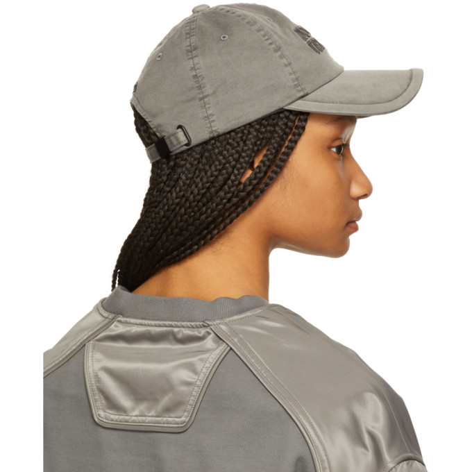 标语刺绣棒球帽展示图