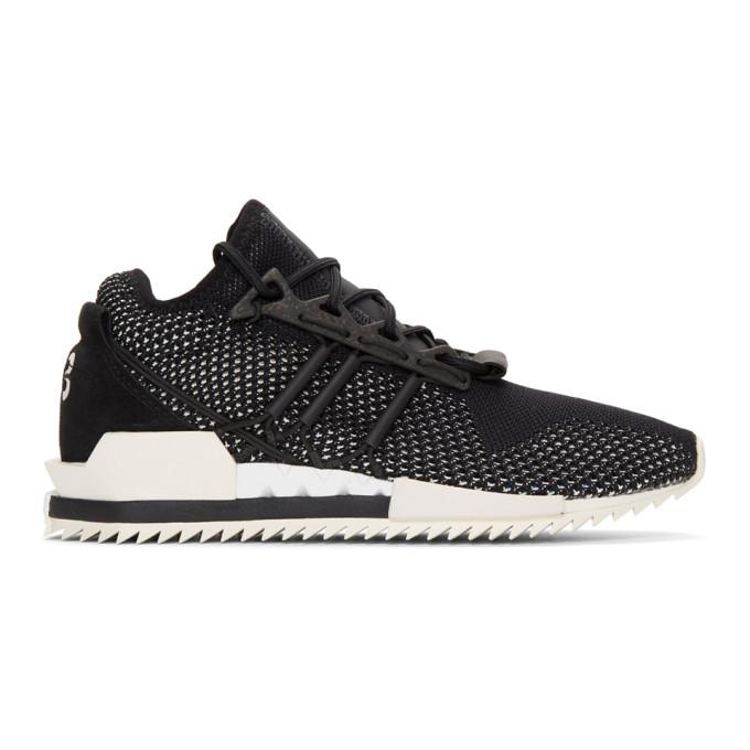 Y 3 Black Harigane Sneakers