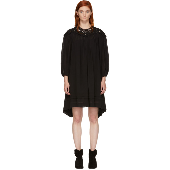 Isabel Marant Etoile Black Rita Dress