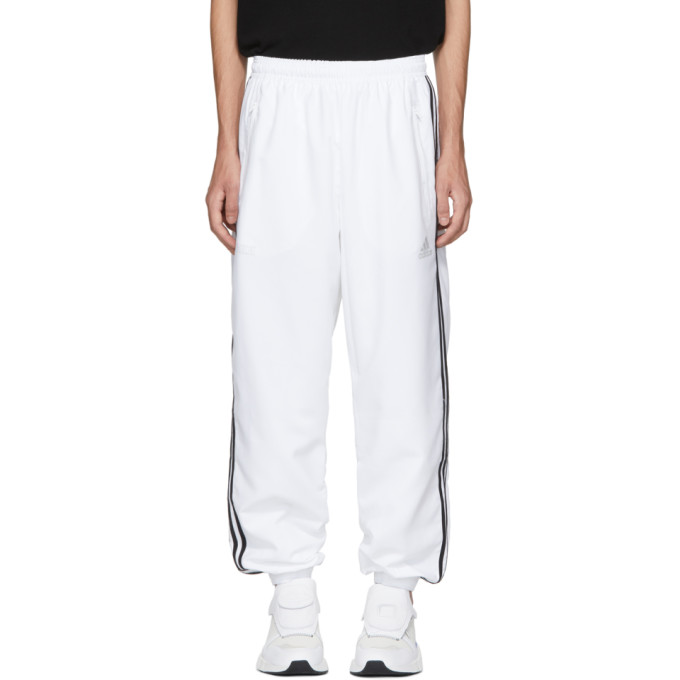 Gosha Rubchinskiy White adidas Originals Edition Logo Lounge
