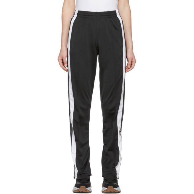 adidas Originals Black OG Adibreak Track Pants 191751F08600506
