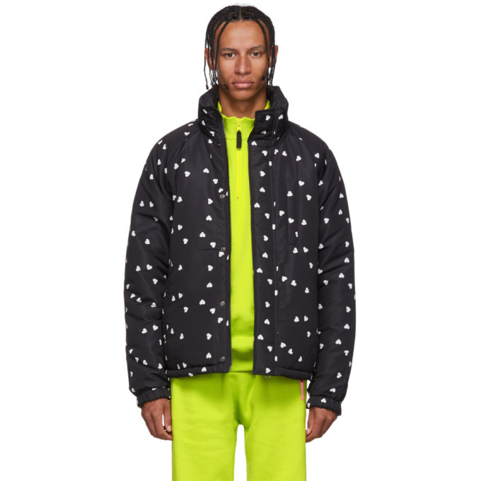 Opening Ceremony Reversible Black Unisex Puffer Jacket