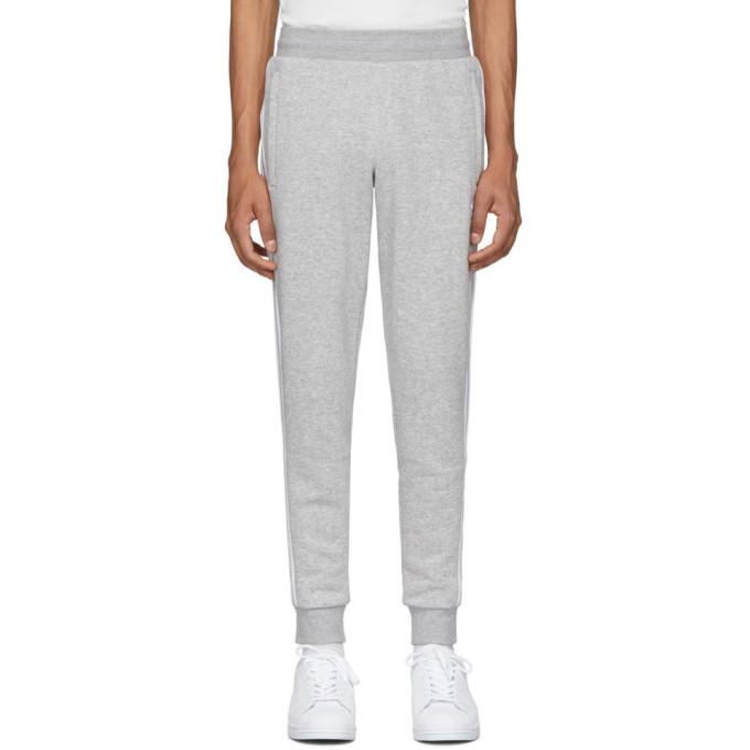 adidas originals fleece slim pants