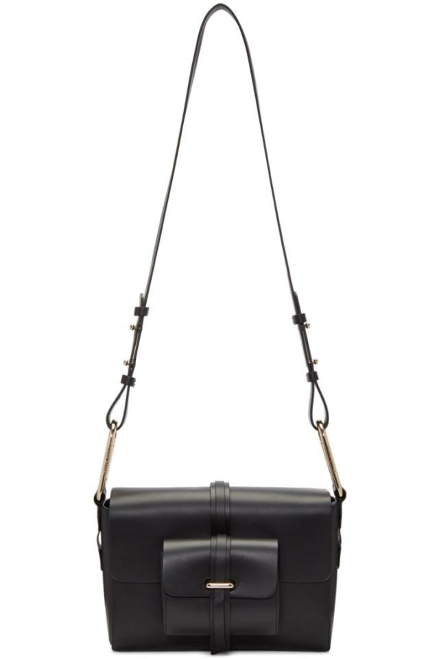 Isabel Marant Black Delano Bag from SSENSE - Styhunt a67febd043