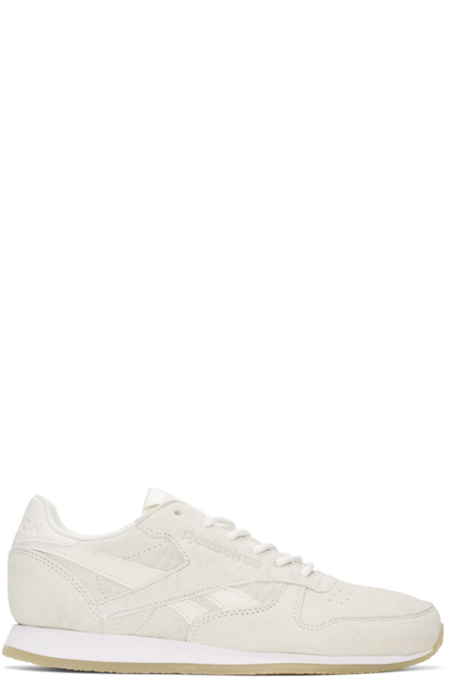 Reebok Classics Off-White Sail Away Sneakers from SSENSE - Styhunt cdd6f56dc