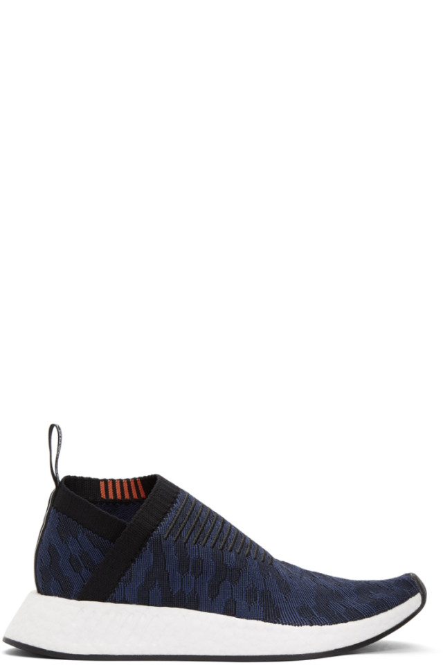 65cb81c28 adidas Originals Black Swift Run PK Sneakers from SSENSE - Styhunt