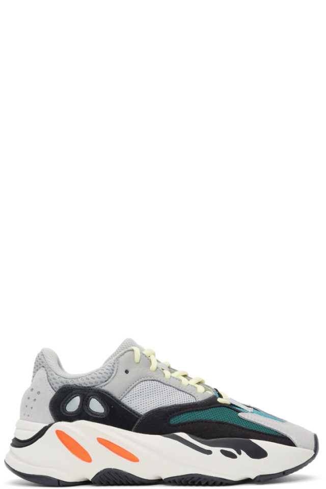 check out 64cd0 9d151 YEEZY Grey Boost 700 Sneakers from SSENSE - Styhunt