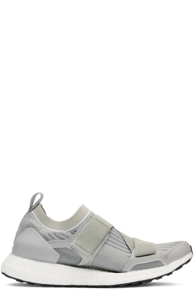 b1d326a41 adidas by Stella McCartney Grey Parley UltraBoost X Sneakers from ...
