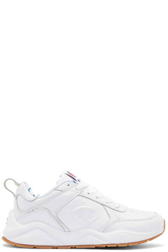 Reebok Classics White   Blue Workout Plus MU Sneakers  95. Champion Reverse  Weave White 93Eighteen Sneakers 62e99a0a1