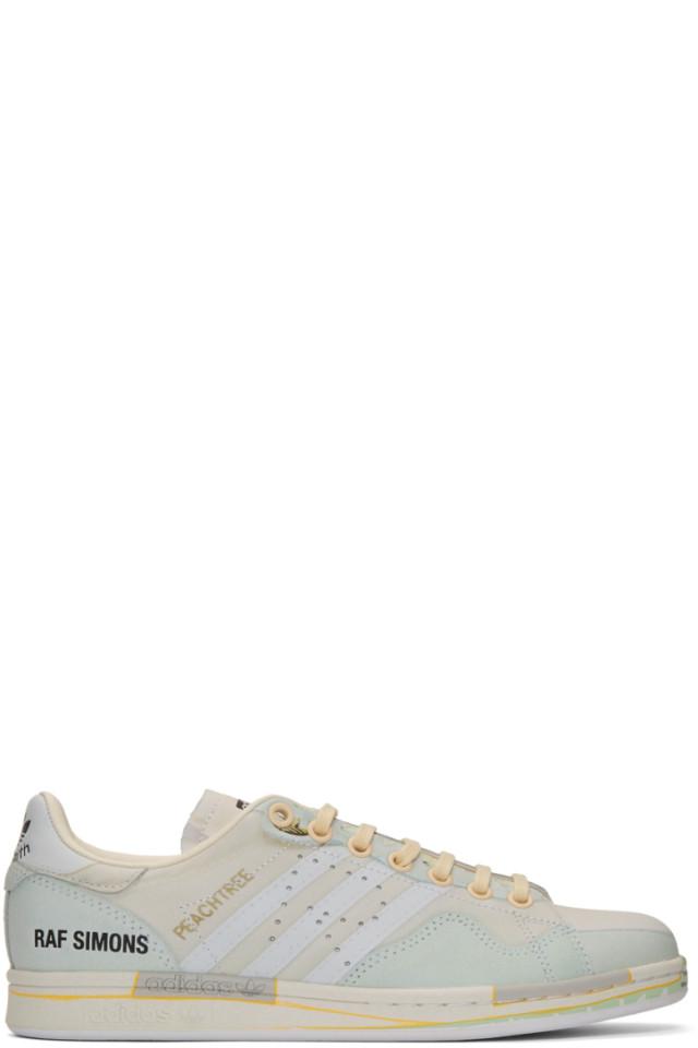 Raf Simons Off White adidas Originals Edition Peachtree Stan