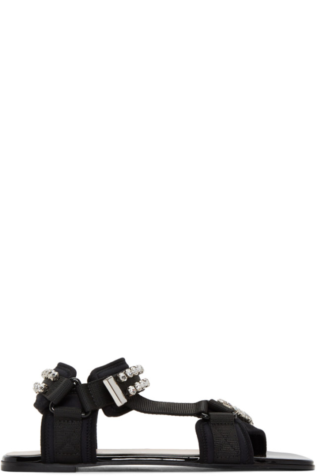 d5f1488c8 Gucci Black Worsh Boots from SSENSE - Styhunt
