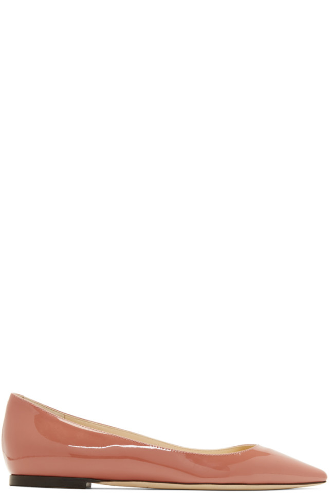 092e91b4fde Jimmy Choo Praise Patent Leather Wedges from mytheresa - Styhunt