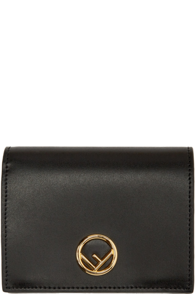894fe99d21 Fendi Black F is Fendi Bifold Wallet from SSENSE - Styhunt