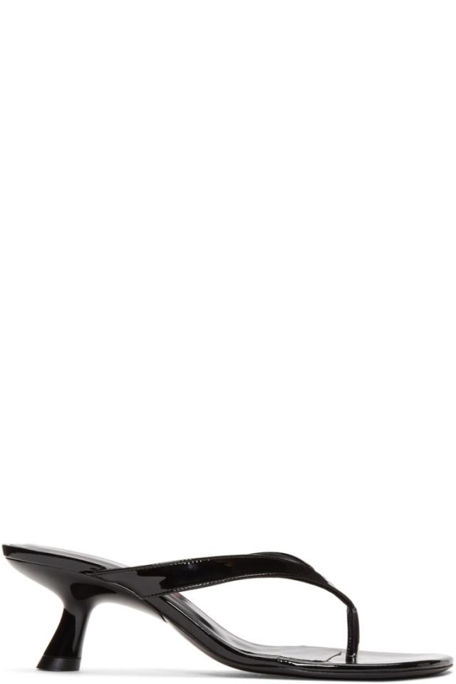 71caafa97 Simon Miller Green Tall Tee Sandals from SSENSE - Styhunt
