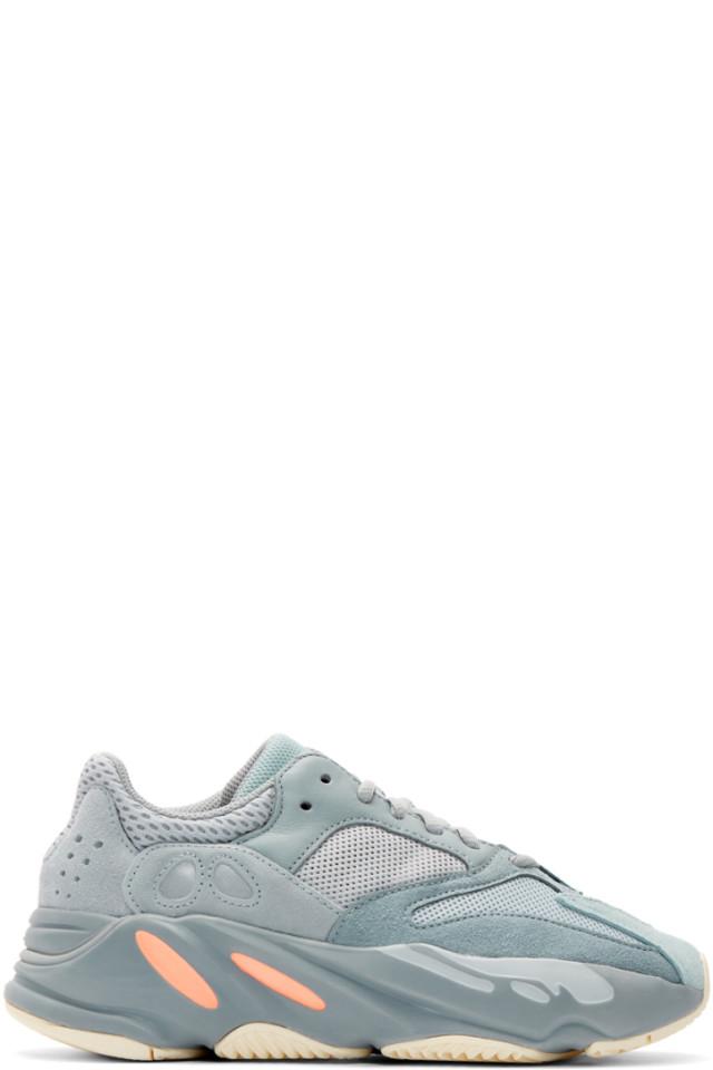 0b194c55e YEEZY Black Yeezy 500 Sneakers from SSENSE - Styhunt