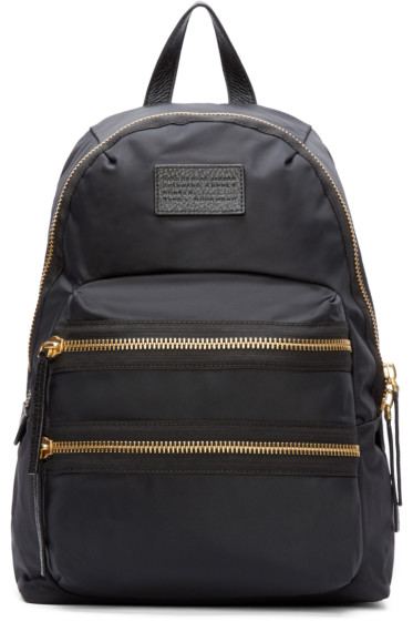 Marc by Marc Jacobs - Black Domo Arigato Packrat Backpack