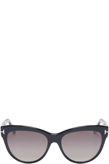 Tom Ford - Black Lily Sunglasses