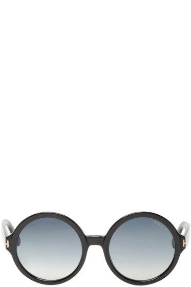 Tom Ford - Black Juliet Sunglasses