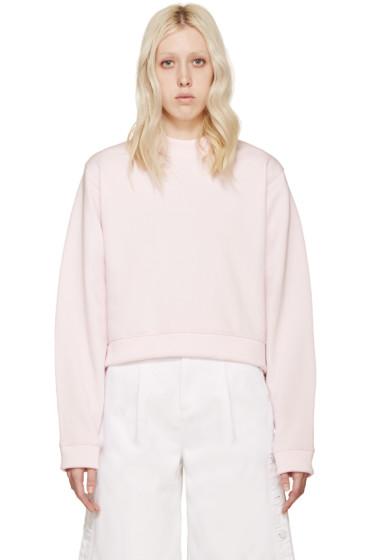 Acne Studios - Pink Bird Pullover