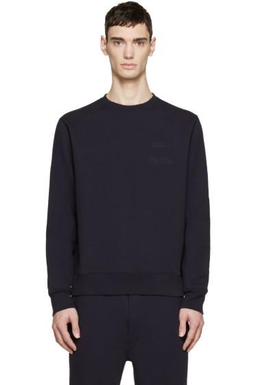 Acne Studios - Navy Corden Sweatshirt