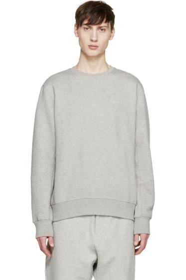 Acne Studios - Grey Corben Sweatshirt