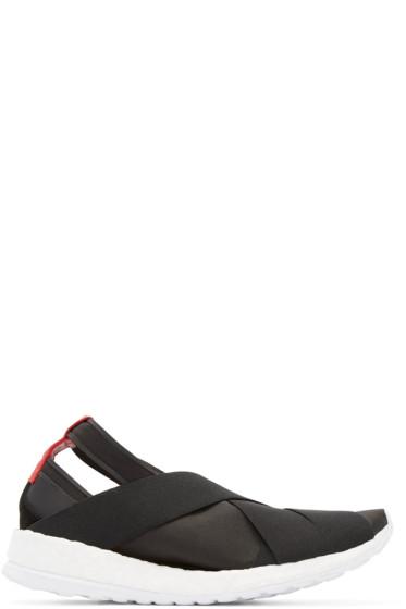 Y-3 - Black Neoprene Dansu Sneakers
