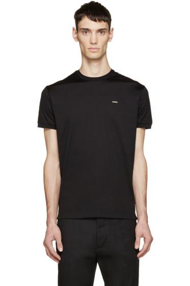 Dsquared2 - Black Chic Dan Fit T-Shirt