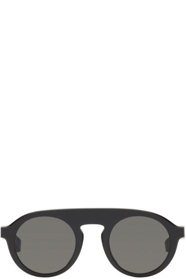 Maison Martin Margiela - Black MMRAW003 Maison Margiela Edition Sunglasses
